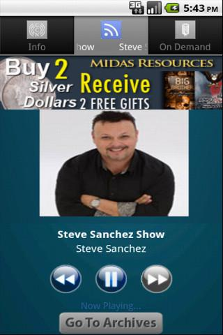 Steve Sanchez Show - screenshot