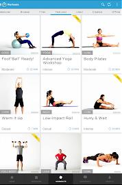 Workout Trainer fitness coach Screenshot 29