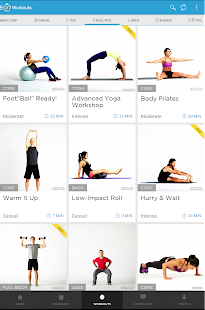 Workout Trainer: fitness coach Screenshot 37