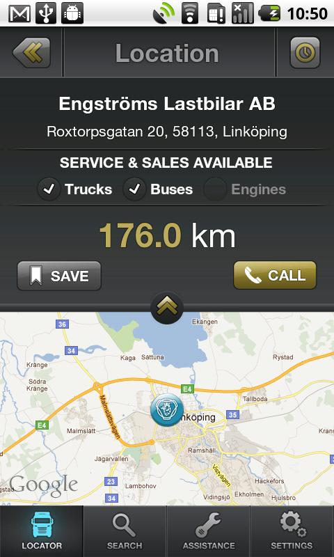 Dealer Locator- screenshot