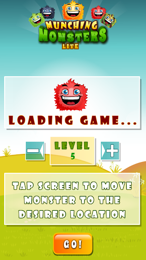 【免費休閒App】Munching Monsters Lite-APP點子