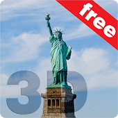 Statue of Liberty 3D LWP FREE