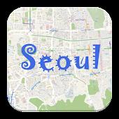 首爾圈常用地圖HD