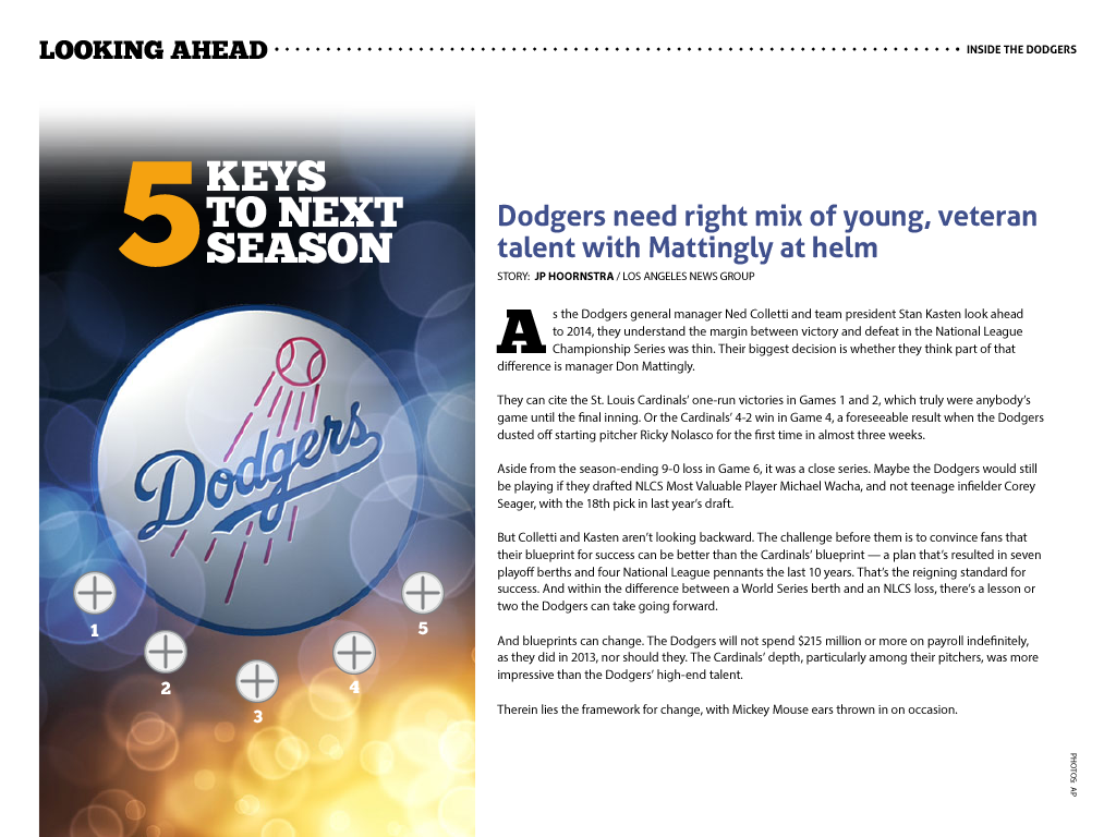 Inside The Dodgers- screenshot