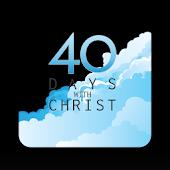 40 days with Christ Devotional