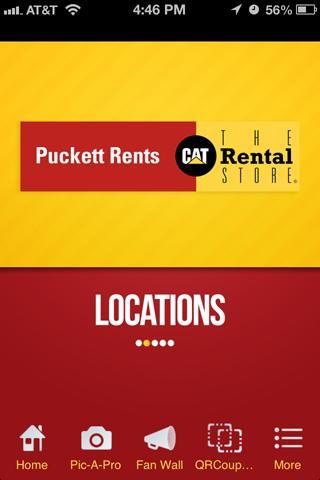 玩商業App|Puckett Rents免費|APP試玩