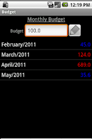 Screenshot of Check Point Money