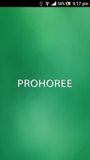 Prohoree
