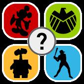 Guess The Shadow ~ logo quiz