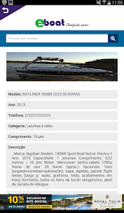 eboat classificado nautico- screenshot thumbnail