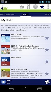 NDR Radio - screenshot thumbnail
