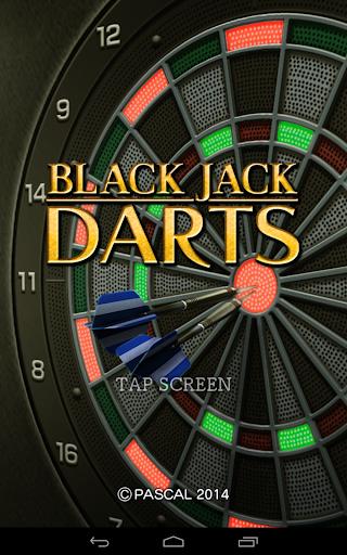 Black jack Darts