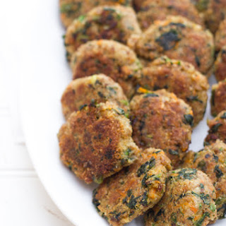 Spinach Patties Recipes.