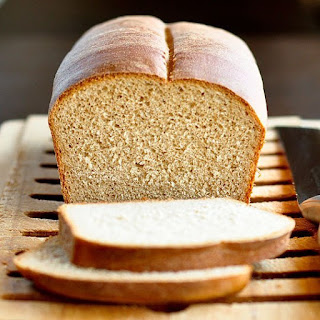 Basic Whole Wheat Bread.