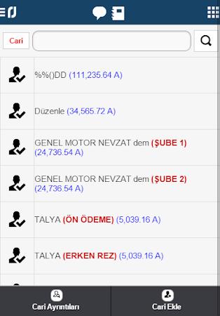 Webticari Online 3.6 screenshot 1026241