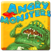 Angry Monsters 3D
