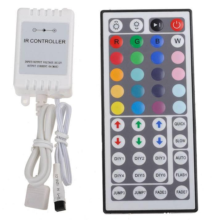 rgb ir remote led android apps on google play. Black Bedroom Furniture Sets. Home Design Ideas