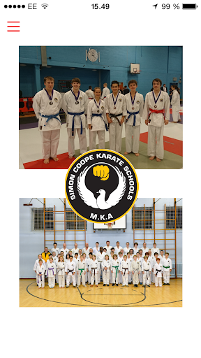 Simon Coope Karate School