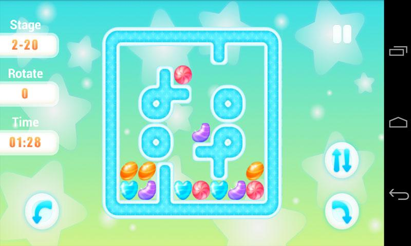 Candy Rotate- screenshot