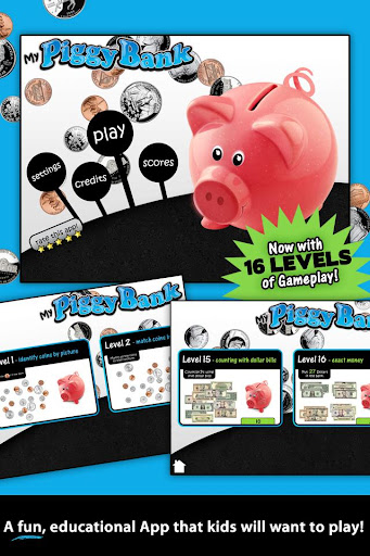 Learning Gems - My Piggy Bank