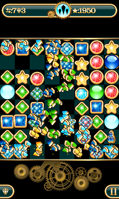 Jewel Explosion 2 - screenshot