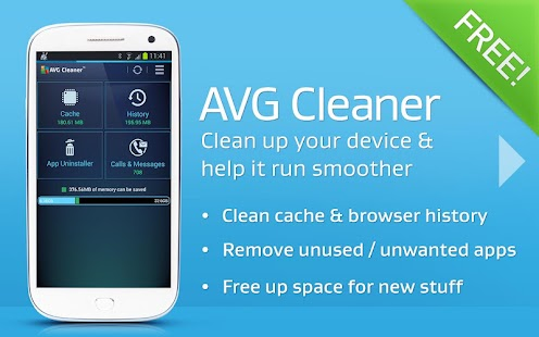 AVG Cleaner – Memory & Storage - screenshot thumbnail
