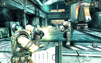 SHADOWGUN THD Screenshot 2