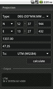 GCC - GeoCache Calculator- screenshot thumbnail