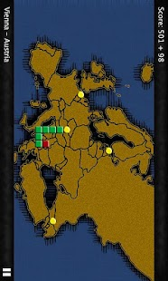 GeoSnake: Europe- screenshot thumbnail