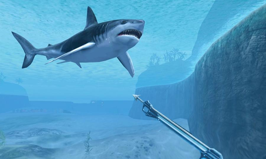Sharks VR- screenshot