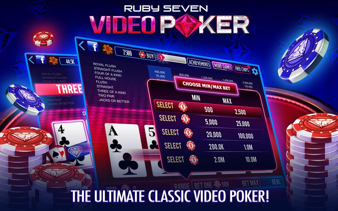 3 5 7 poker online