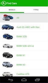 Zipcar Screenshot 1