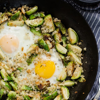 Brussels Sprouts Eggs Recipes.