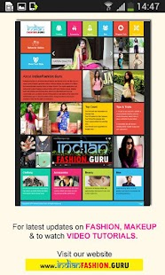 Indian Fashion Guru- screenshot thumbnail