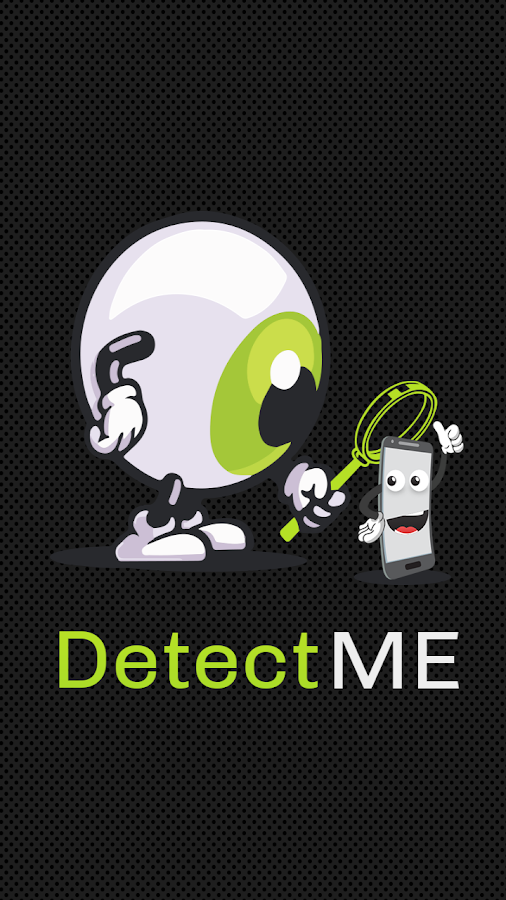 Detect ME - screenshot
