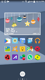 Lcons 5.0 (Lollipop) - screenshot thumbnail