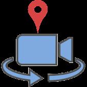 位置ロク(GPS+録画)