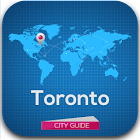 Toronto Guide, Hotels, Weather icon
