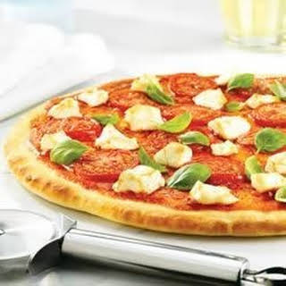 PHILLY Margherita Pizza.