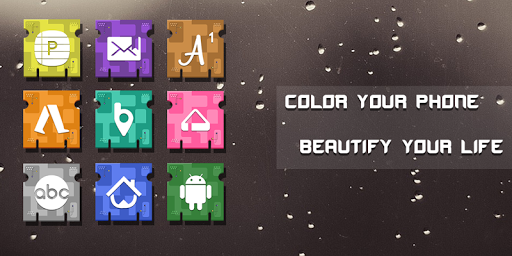 Jigsaw Puzzle Icon Pack