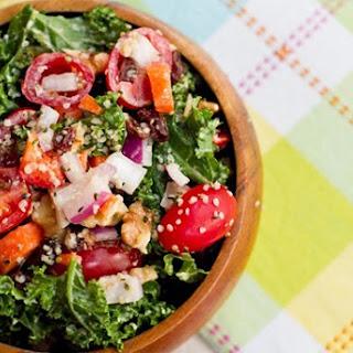 Weekend Glow Kale Salad