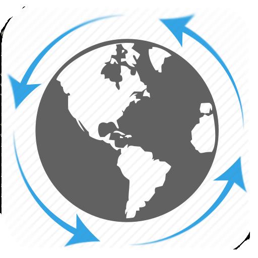 World Map - Atlas