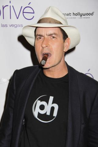 Charlie Sheen Quote Machine - screenshot