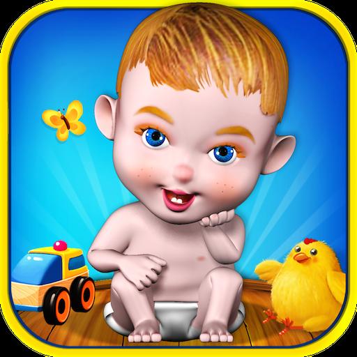 婴儿护理幼儿趣味游戏 教育 App LOGO-硬是要APP