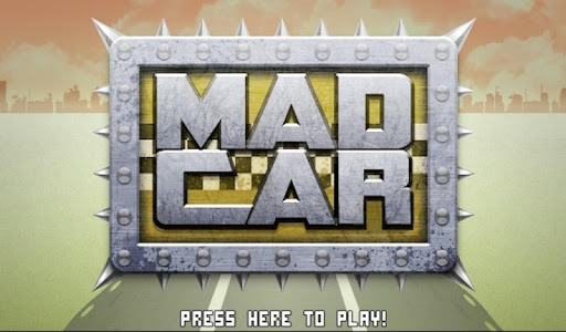 Mad Car Free Game