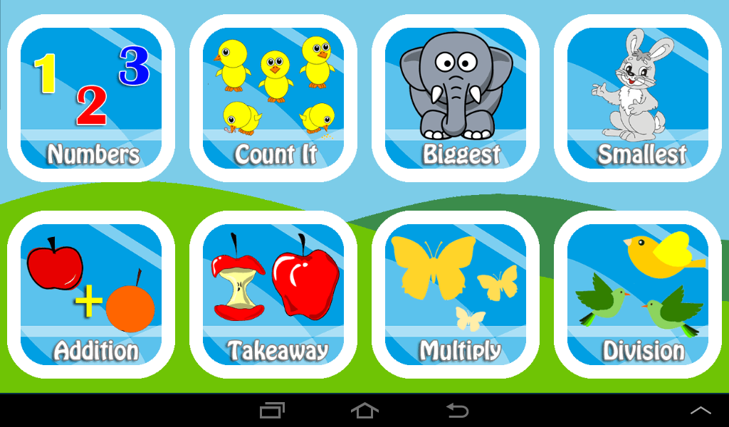 Maths Learning For Kids- screenshot