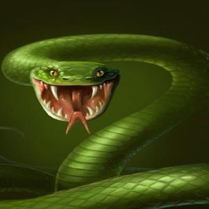 Snake Eye Live Wallpaper
