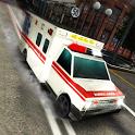 911 Ambulance Joyride Racing icon