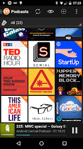 Podcast Addict v2.24 build 351
