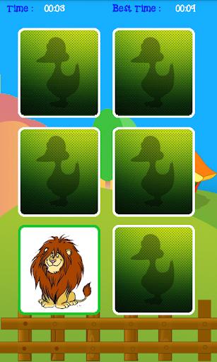 Game Anak Asah Memori : Fauna